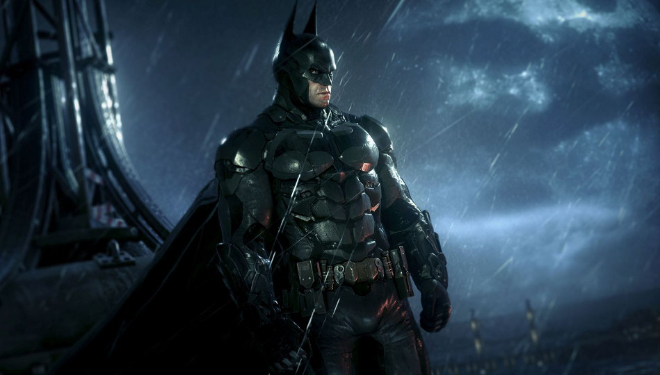 Batman Arkham Knight чудо патч