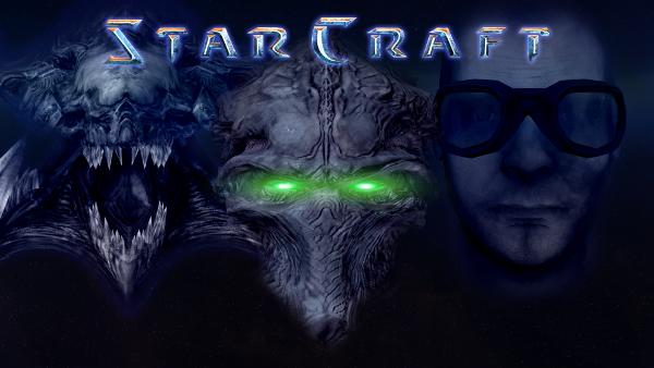 Starcraft 1 logo