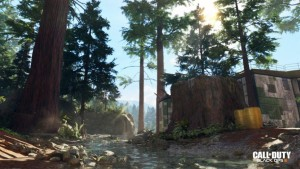 Call of Duty Black Ops 3 Redwood map