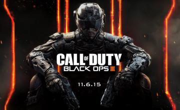 Новая карта в Call of Duty: Black Ops 3