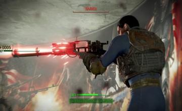 Боевая система в Fallout 4