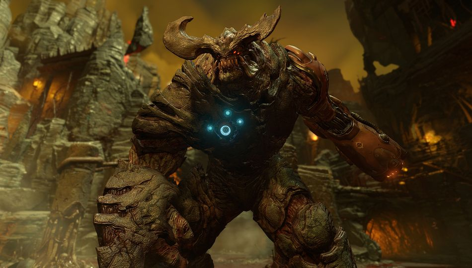 Doom мультиплеер