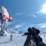 Star Wars Battlefront новый трейлер
