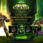 Дата выхода World of Warcraft Legion