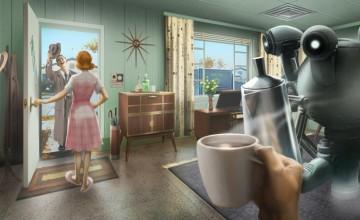 Fallout 4 концепт