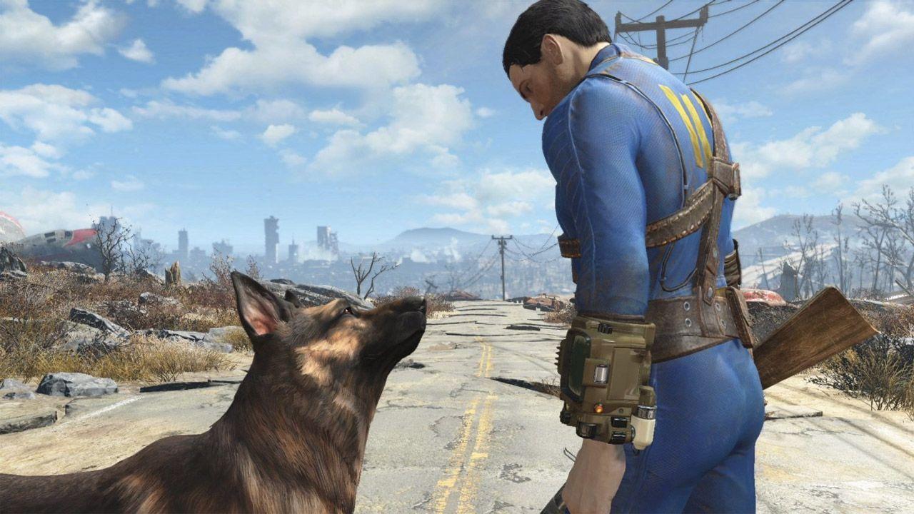 Fallout 4 ранний доступ