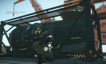 Ядерное разоружение в Metal Gear Solid V