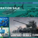 Осенняя распродажа игрв в Steam 2015