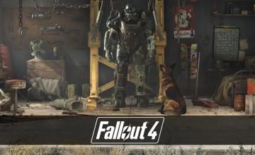 Fallout 4 вышла в свет