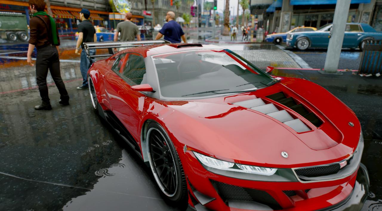 Мод GTA5