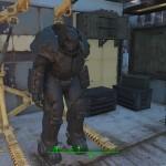 Х-01 силовая броня