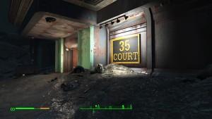 Вход в COURT 35