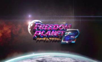 GalaxyTrail анонсировала платформер Freedom Planet 2
